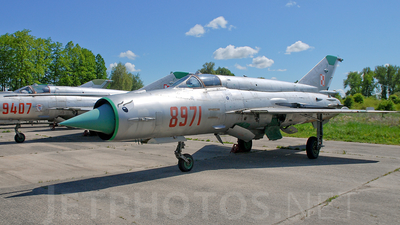 8971 - Mikoyan-Gurevich MiG-21bis Fishbed L - Poland - Air Force