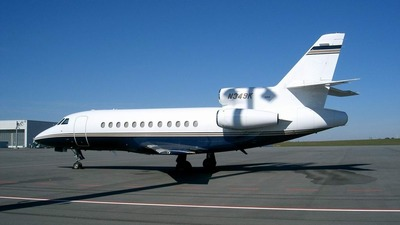 N349K - Dassault Falcon 900 - Private
