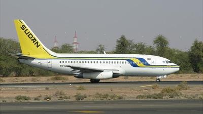 TS-IOE - Boeing 737-2H3(Adv) - Sudan Airways