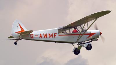 A picture of GAWMF - Piper PA18150 Super Cub - [188674] - © Paul Stevenson