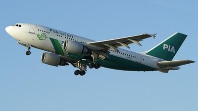 AP-BEU - Airbus A310-308 - Pakistan International Airlines (PIA)