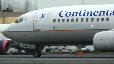 N76288 - Boeing 737-824 - Continental Airlines