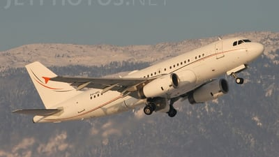 P4-ARL - Airbus A319-133X(CJ) - Private