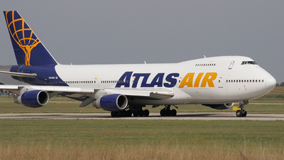 N526MC - Boeing 747-2D7B(SF) - Atlas Air