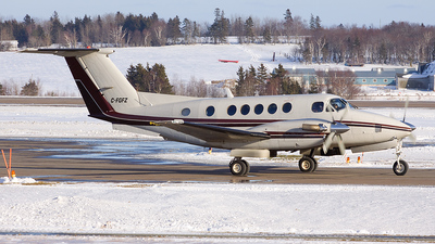 C-FGFZ - Beechcraft 200 Super King Air - Provincial Airlines