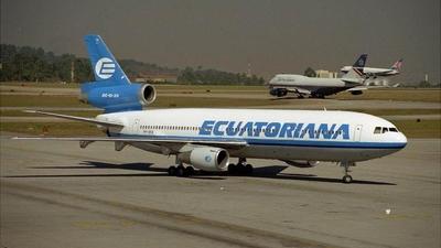 PP-SFB - McDonnell Douglas DC-10-30 - Ecuatoriana de Aviación
