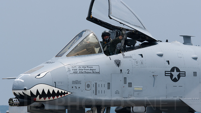 79-0223 - Fairchild A-10A Thunderbolt II - United States - US Air Force (USAF)