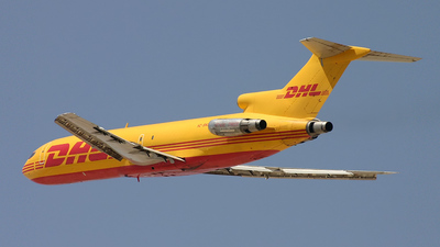 HZ-SNC - Boeing 727-230(Adv)(F) - DHL (SNAS Aviation)
