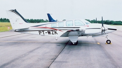 PT-WZK - Beechcraft 58 Baron - Private