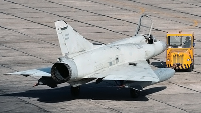 I-011 - Dassault Mirage 3EA - Argentina - Air Force