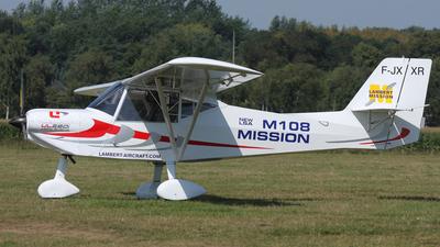 F-JXXR - Lambert Mission M108 - Lambert Aircraft Engineering