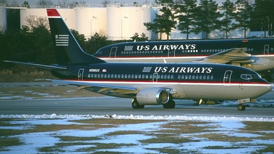N586US - Boeing 737-301 - US Airways