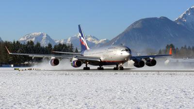 RA-96015 - Ilyushin IL-96-300 - Aeroflot
