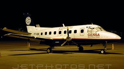 PT-SHN - Embraer EMB-110P1 Bandeirante - Gensa - General Serviços Aéreos