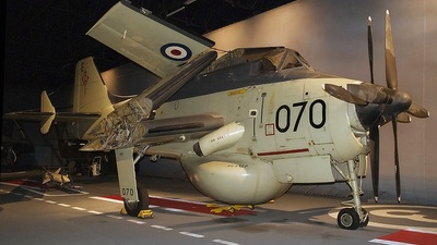 XL503 - Fairey Gannet AEW.3 - United Kingdom - Royal Navy