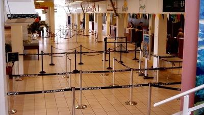 TKPK - Airport - Terminal