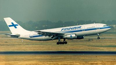 OH-LAB - Airbus A300B4-203 - Finnair