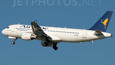 EI-DSH - Airbus A320-216 - Air One