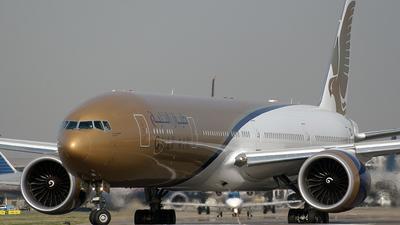 VT-JEG - Boeing 777-35RER - Gulf Air (Jet Airways)