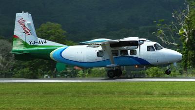 YJ-AV4 - Harbin Y-12 IV - Air Vanuatu
