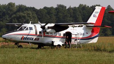 OM-SAB - Let L-410MA Turbolet - Dubnica Air