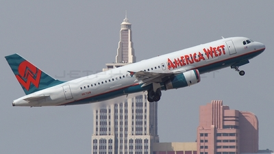 N671AW - Airbus A320-232 - America West Airlines