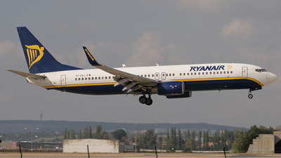 EI-CSJ - Boeing 737-8AS - Ryanair