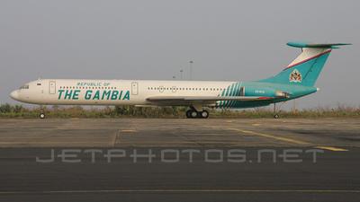 C5-RTG - Ilyushin IL-62M - Gambia - Government