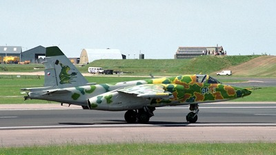 9013 - Sukhoi Su-25K Frogfoot - Czech Republic - Air Force