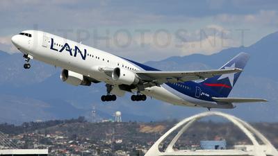 CC-CGN - Boeing 767-383(ER) - LAN Airlines