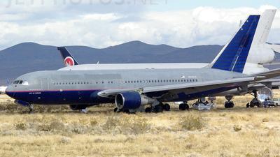 N606UA - Boeing 767-222 - United Airlines