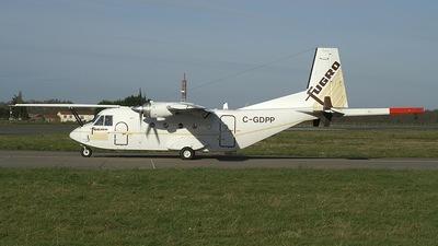C-GDPP - CASA C-212-CC50 - Fugro Aviation Canada