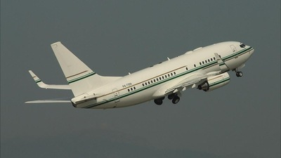 P4-TBN - Boeing 737-7BH(BBJ) - TBN Aviation
