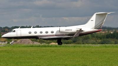 N105VS - Gulfstream G-III - Private