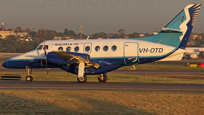 VH-OTD - British Aerospace Jetstream 32 - Aeropelican Air Services