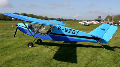 G-WZOY - Rans S-6 Coyote II - Private
