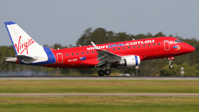 VH-ZHF - Embraer 170-100LR - Virgin Blue Airlines
