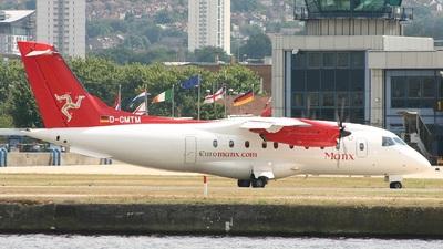 D-CMTM - Dornier Do-328-110 - EuroManx Airways