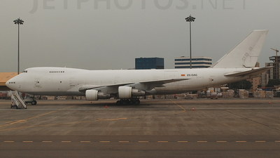 Z3-CAC - Boeing 747-256B(SF) - Star Airlines