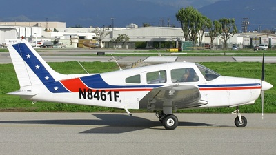 A picture of N8461F -  - [] - © Ralph Duenas - Jetwash Images
