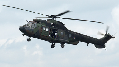 S-445 - Eurocopter AS 532U2 Cougar - Netherlands - Royal Air Force
