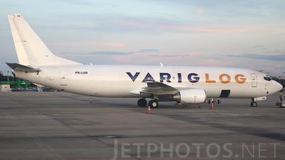 PR-LGR - Boeing 737-408(SF) - Varig Log