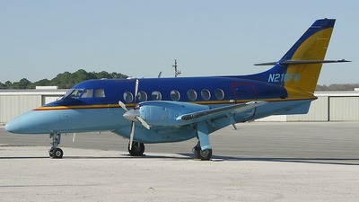 A picture of N216FN - BAe Jetstream 31 - [689] - © Andy Graf - VAP