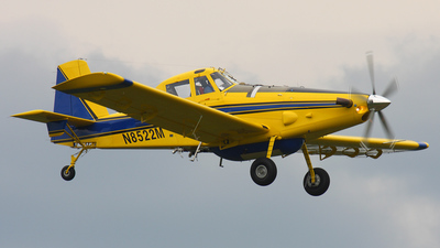 N8522M - Air Tractor AT-802 - Air Tractor