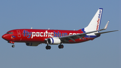 ZK-PBD - Boeing 737-8FE - Pacific Blue Airlines
