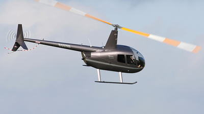 N657RS - Robinson R44 Raven II - Private