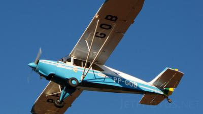 PP-GOB - Aero Boero AB115 - Aero Club - Goiás