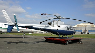 F-GHHF - Eurocopter AS 350B3 Ecureuil - Eurocopter