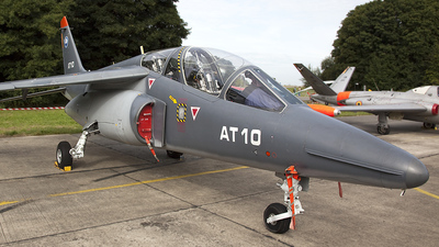 AT-10 - Dassault-Dornier Alpha Jet 1B+ - Belgium - Air Force