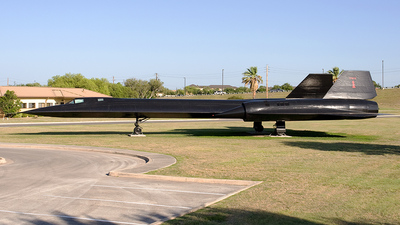 61-7979 - Lockheed SR-71A Blackbird - United States - US Air Force (USAF)